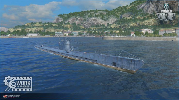 World of Warships Submarines Preview: New Vessels and A