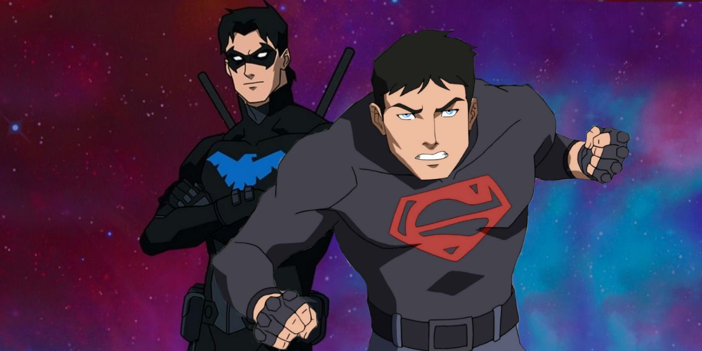 Young justice should nightwing or superboy lead the outsiders - Pictures of nightwing from young justice ...