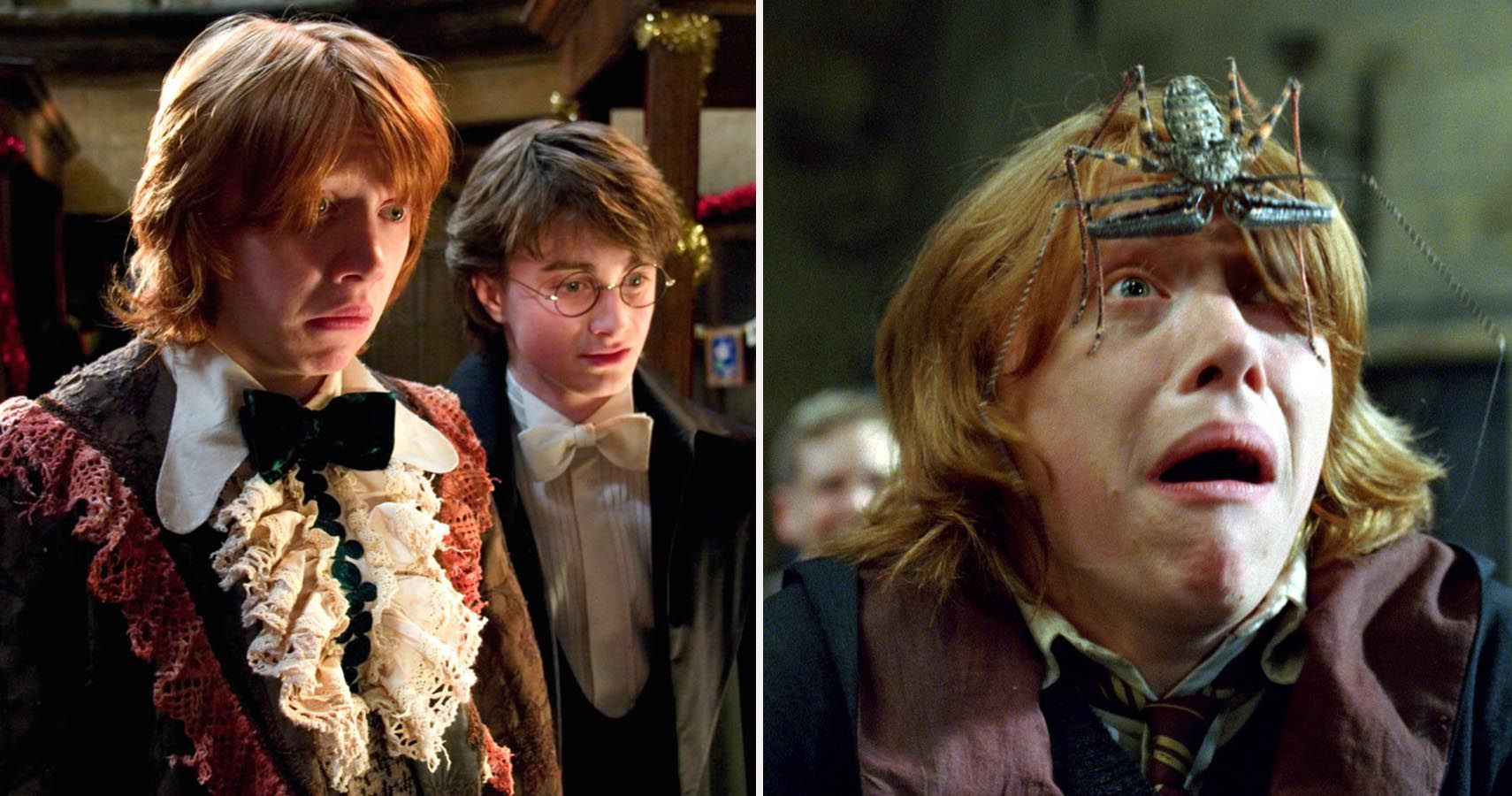 REMEMBER DRACO AND RON FROM HARRY POTTER? THESE ARE THEM ...  |Love Harry Potter Ron Meme