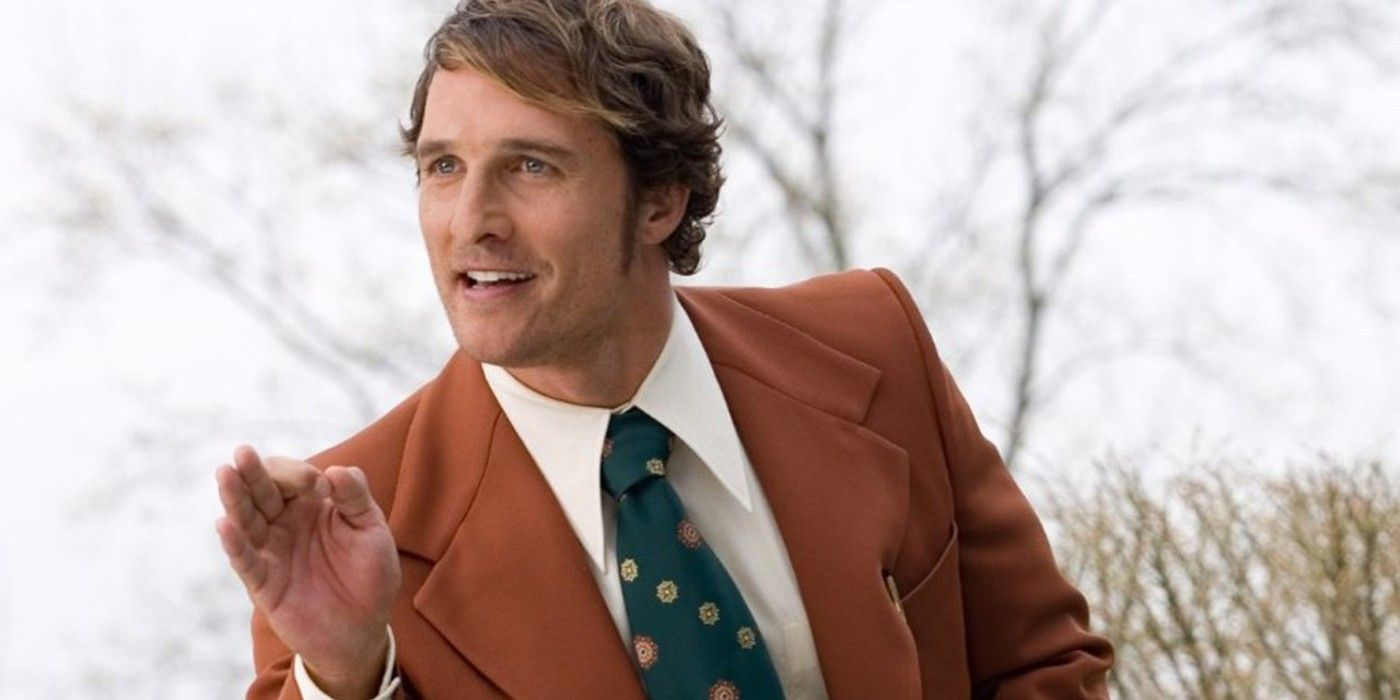 Matthew McConaughey Now a Professor at University of Texas