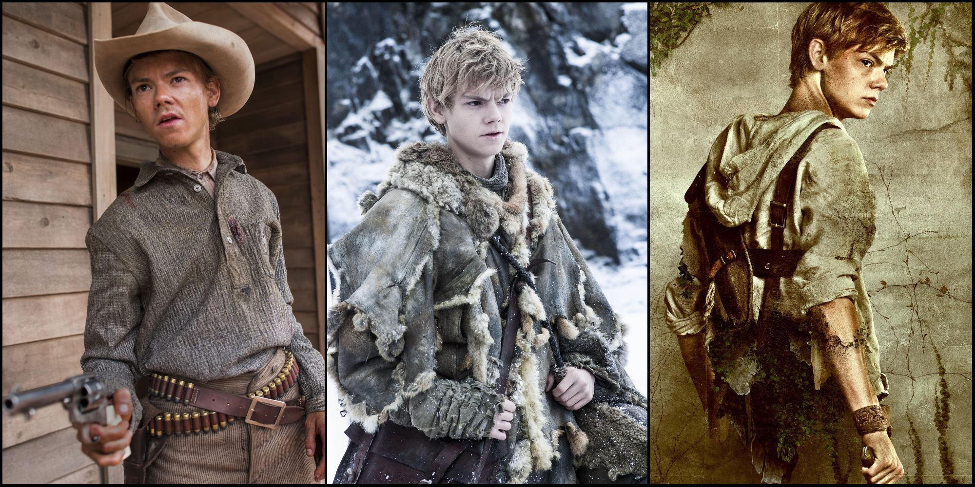 Thomas Brodie-Sangster Game Of Thrones