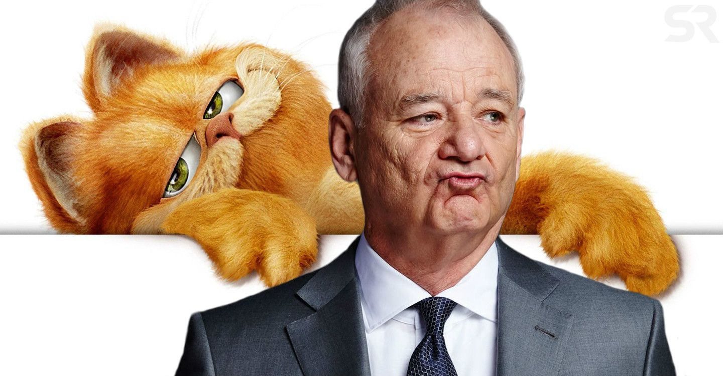 Bill Murray Played Garfield Because He Misread The Writer S Name