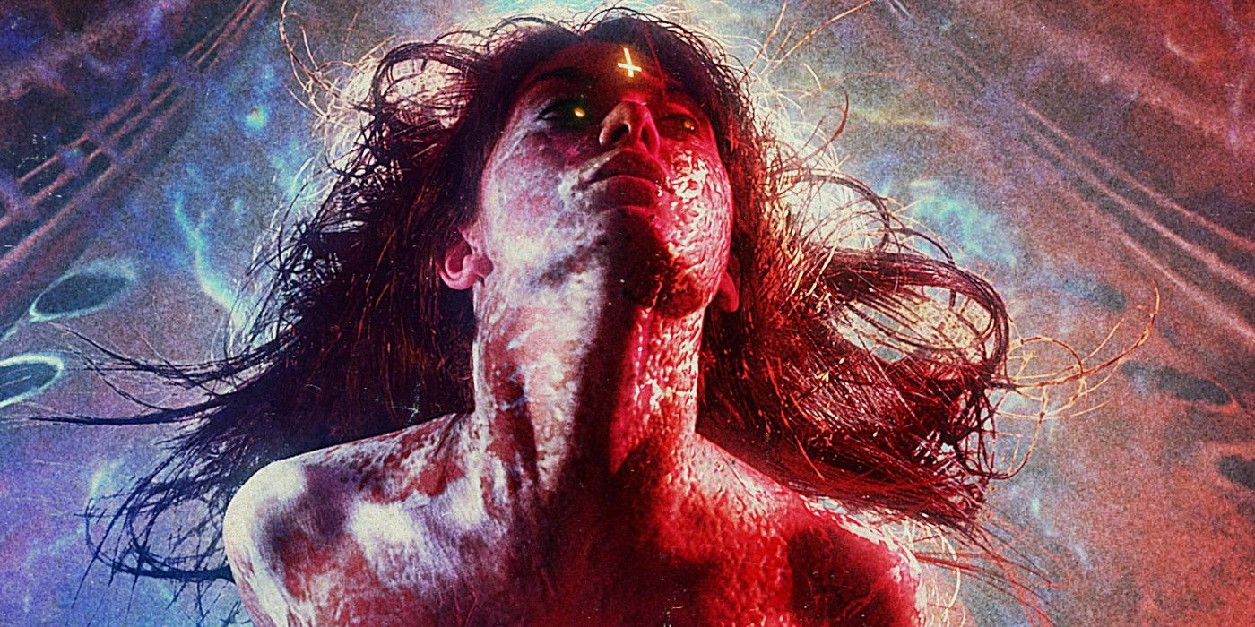 Blood Machines Movie Trailer: Ghost in the (Spaceship) Shell