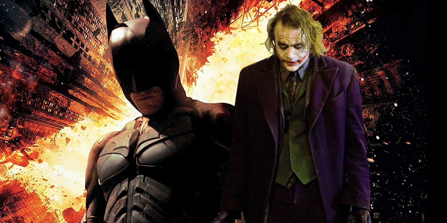 What If Joker Was In The Dark Knight Rises Screen Rant