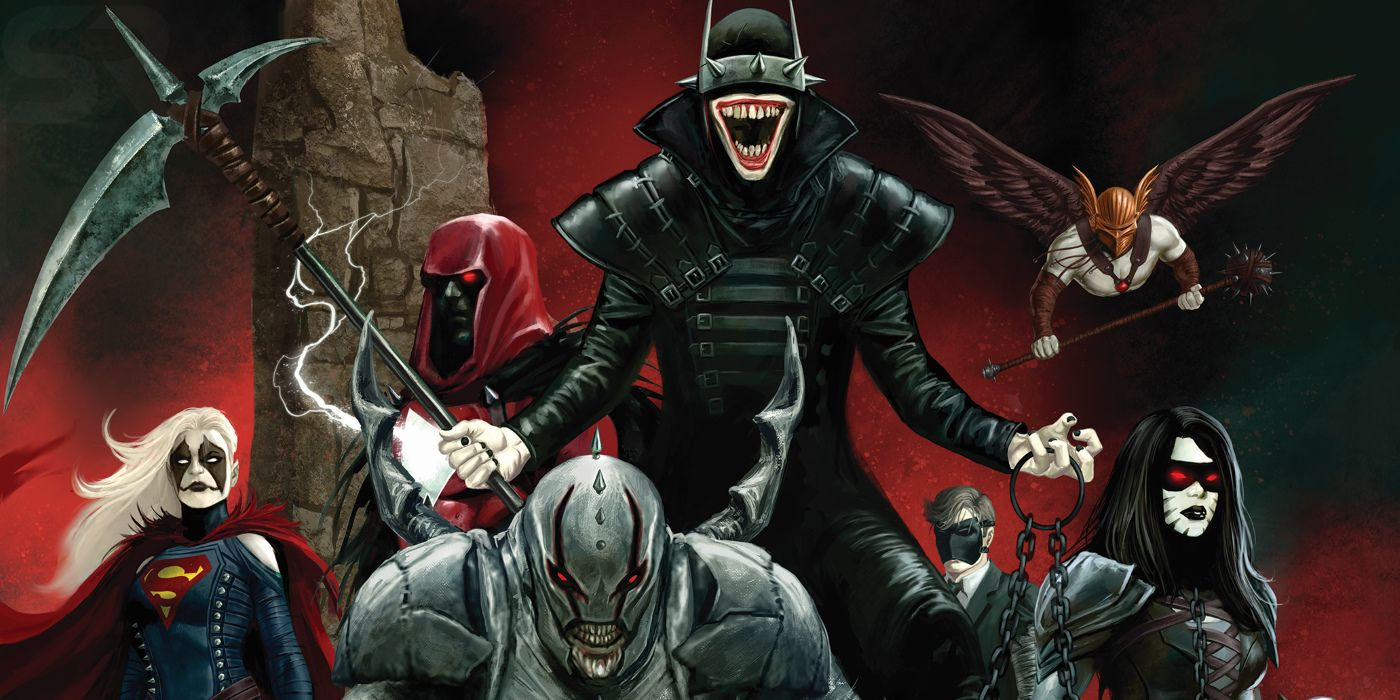 YEAR OF THE VILLAIN: HELL ARISEN Brings Doom To DC's Universe