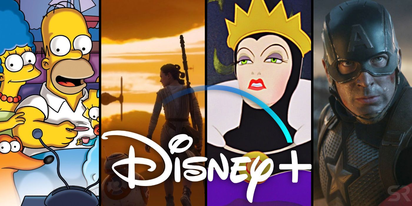 Disney Allows You To Search ALL Disney+ Content | Screen Rant