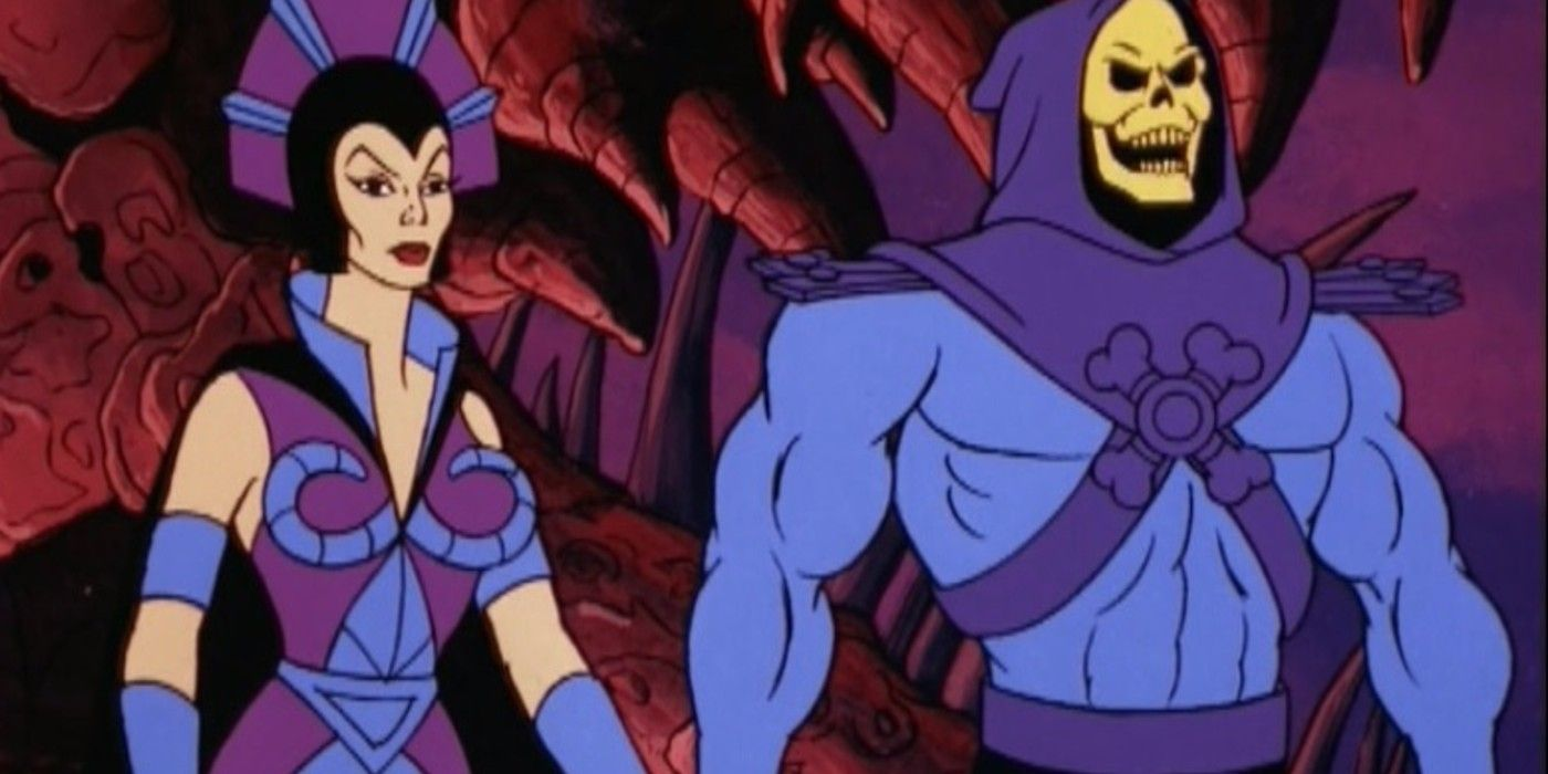 New Masters Of The Universe Action Figures Include An Aged-Up Evil-Lyn