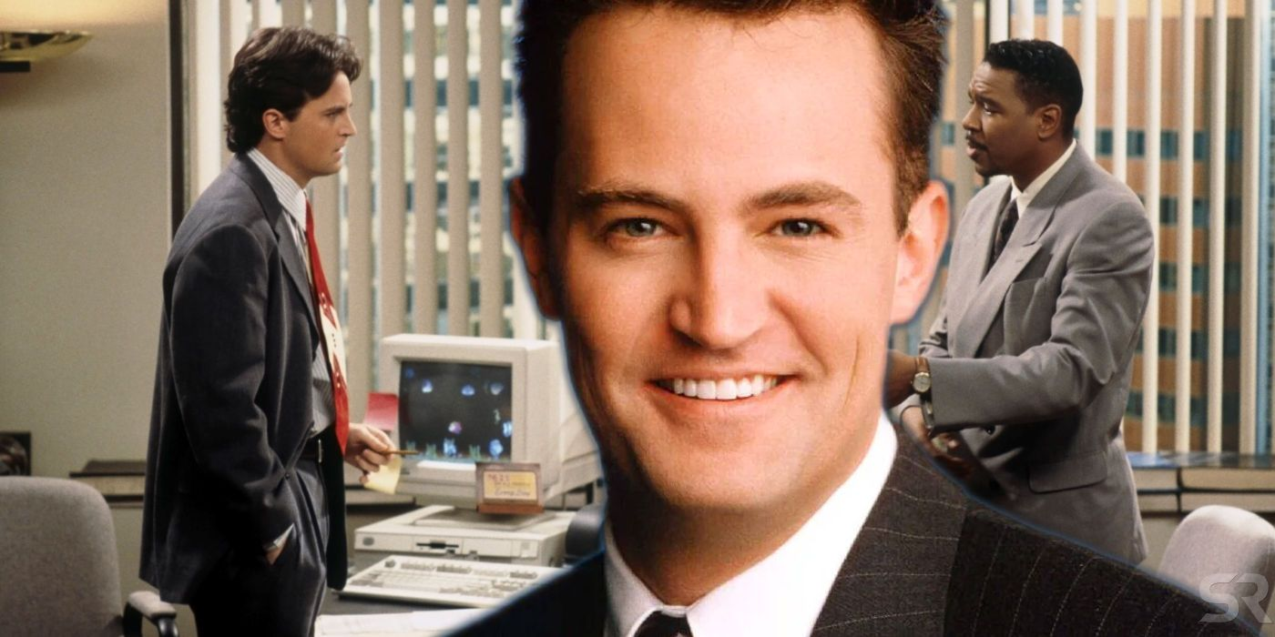 TV and Movie News Friends: Chandler's Job (& Why Nobody Ever