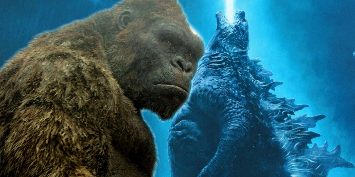 Theory: Kong Fights Godzilla To Become The New Alpha