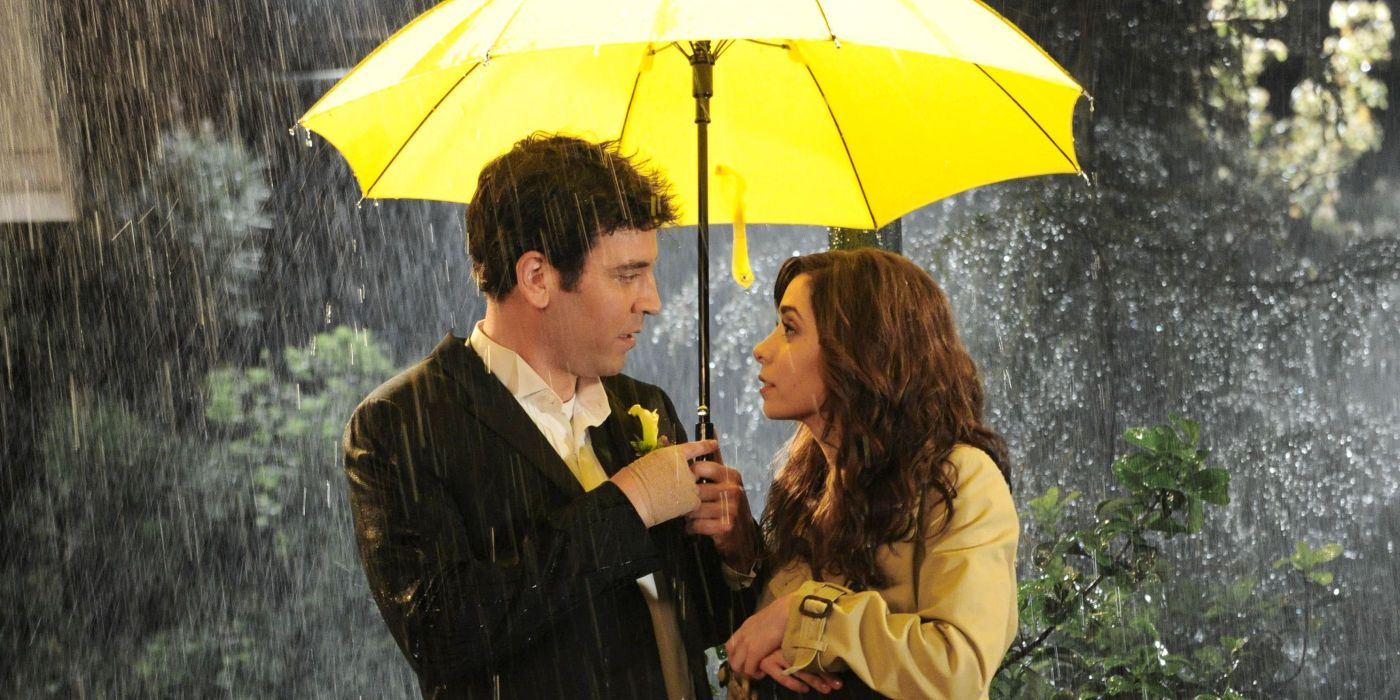 How I Met Your Mother Every Yellow Umbrella Appearance