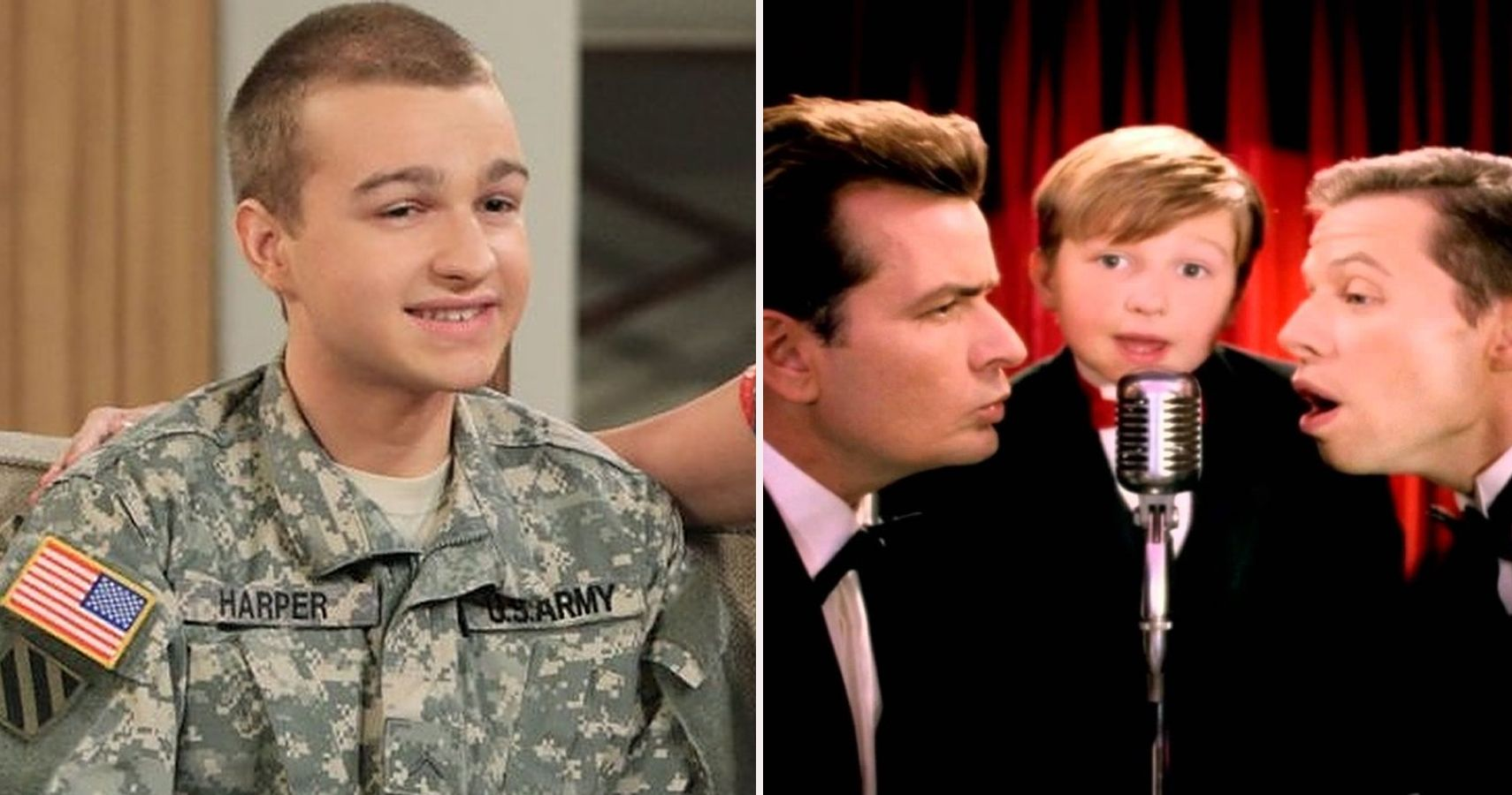 One And A Half Men