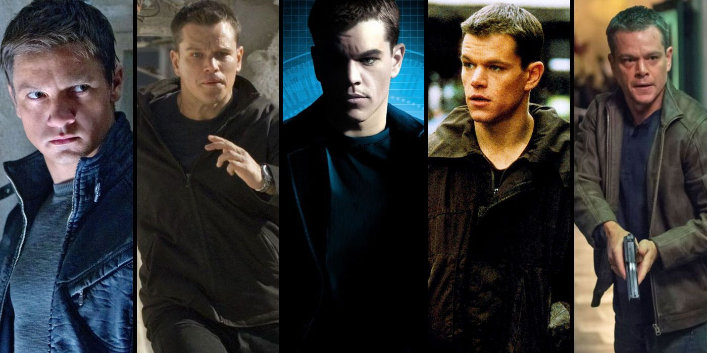 All Jason Bourne Movies, Ranked Worst To Best | Screen Rant