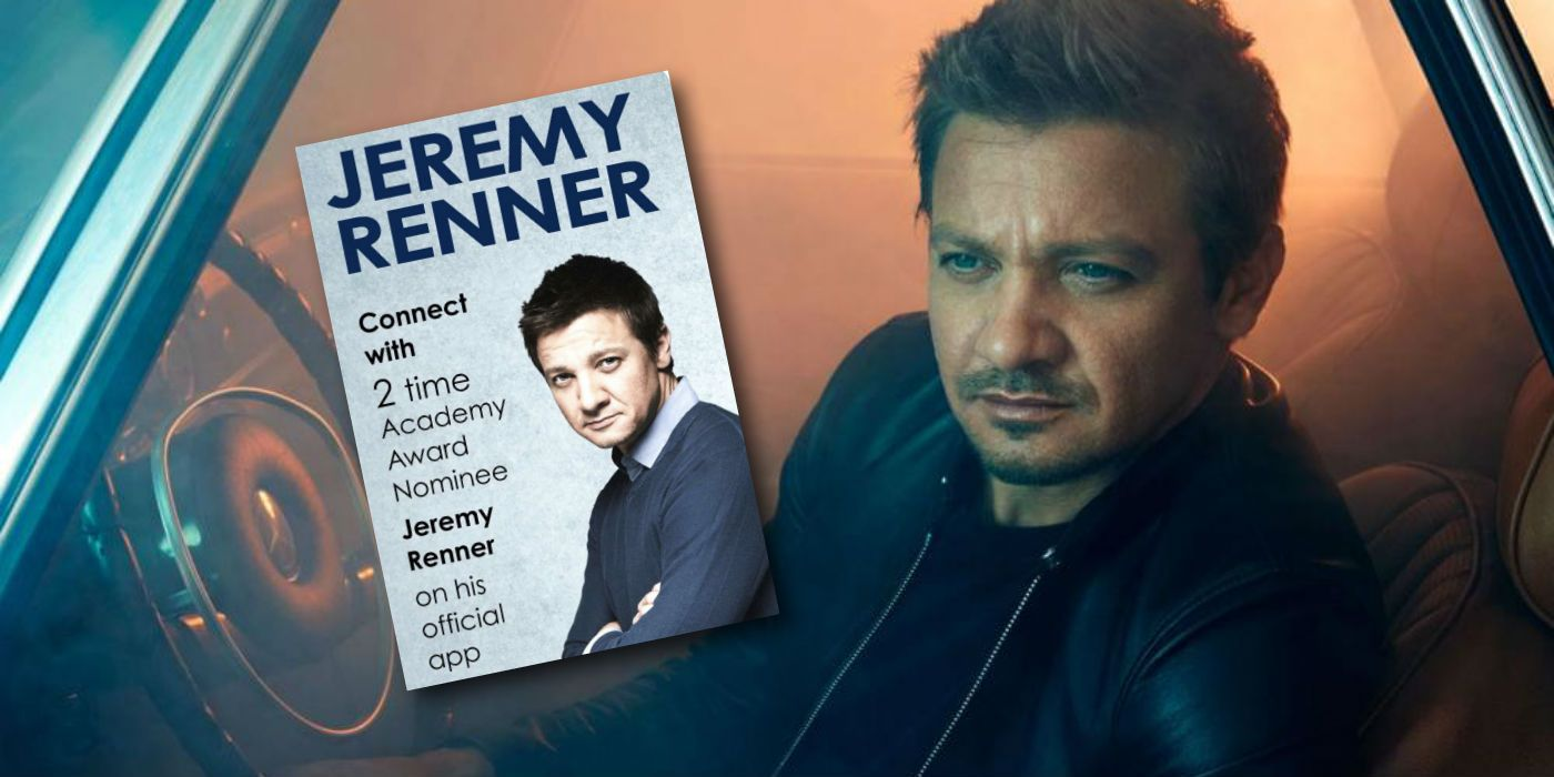 Jeremy Renner Has Shut Down His App Due to Rampant Trolling