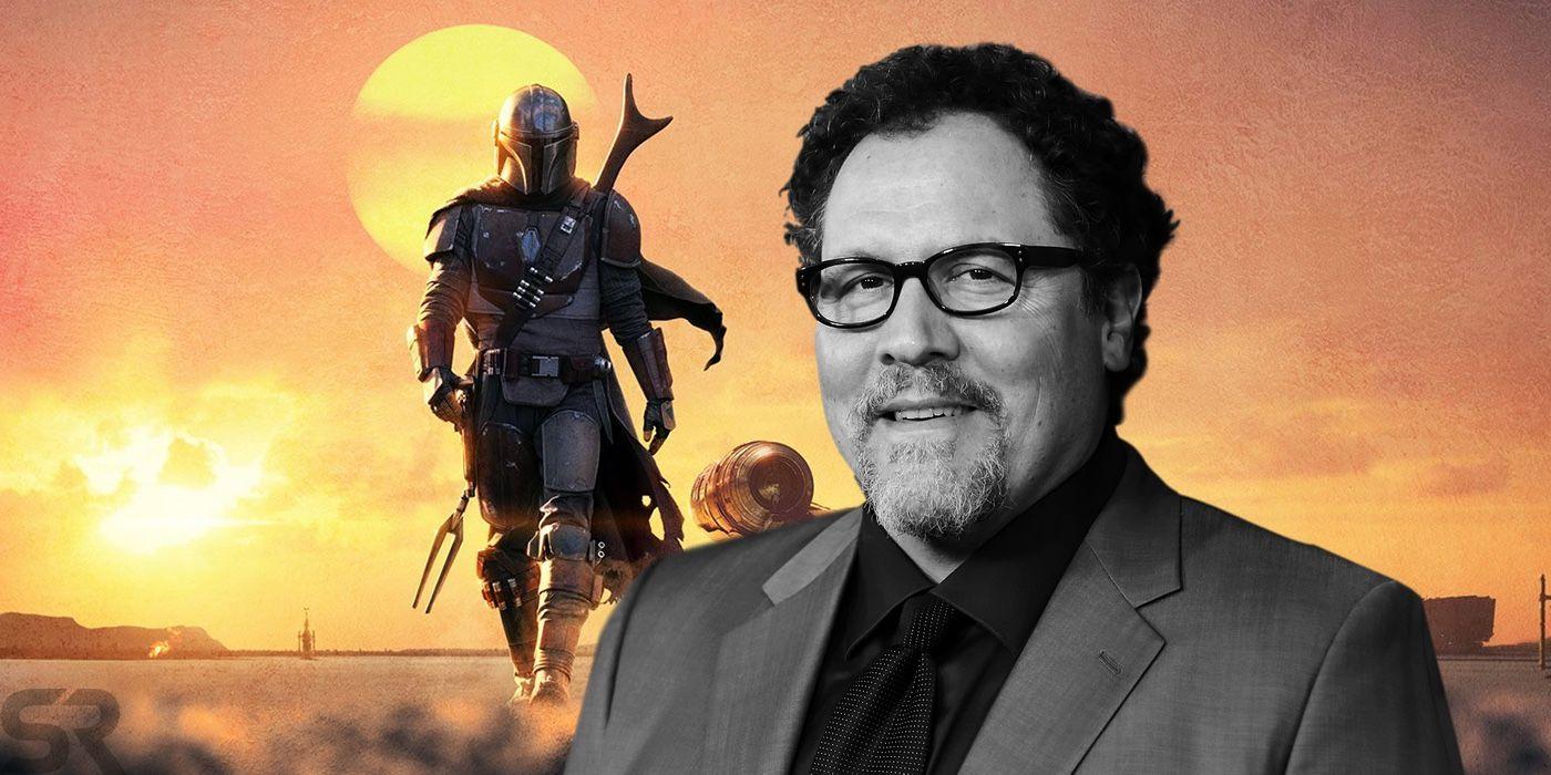 Jon Favreau's Star Wars Leadership Role Could Go Beyond Mandalorian