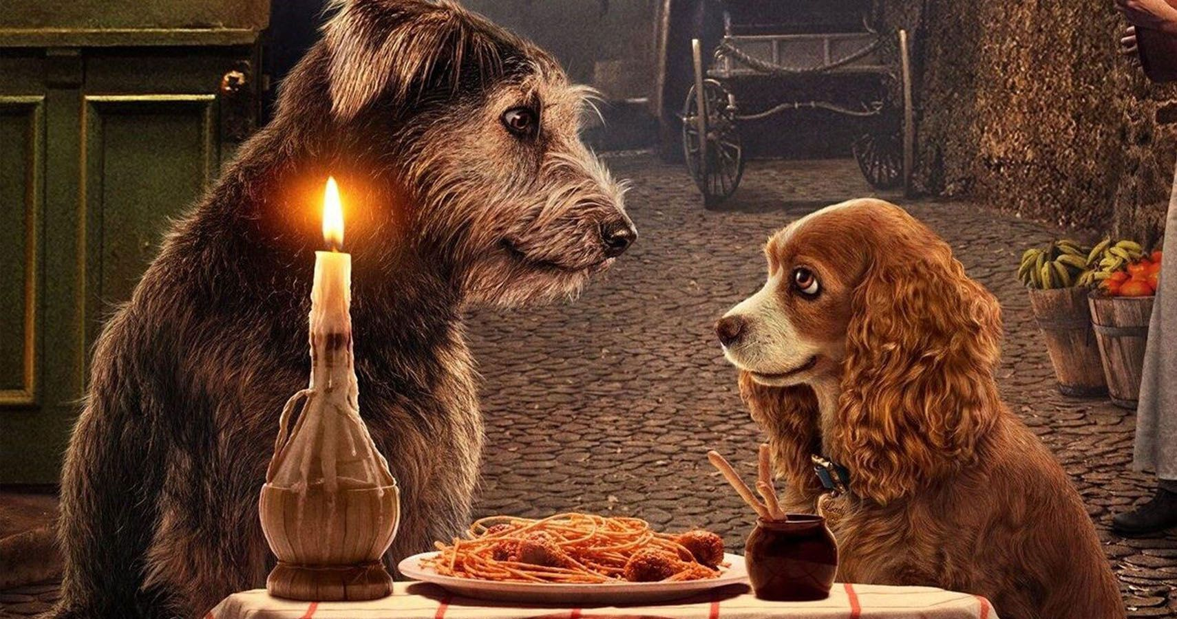 10 Funniest Reactions To The Live Action Remake Of Lady And The Tramp