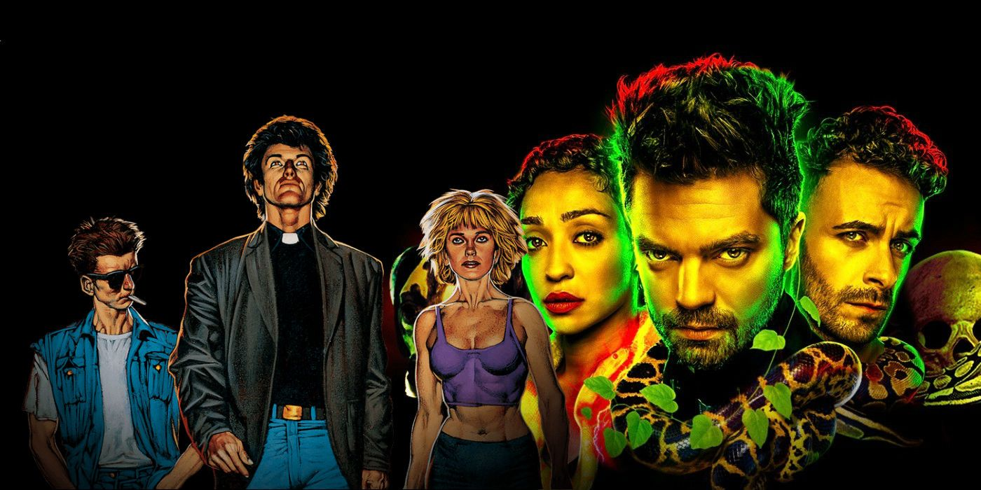 Preacher Season 5: Release, Story, Will It Ever Happen?