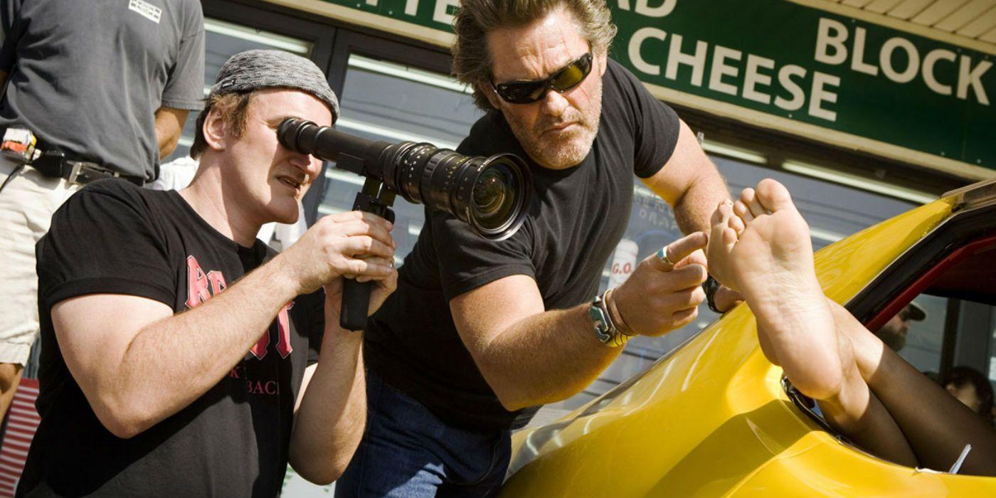 Tarantino in a nutshell : Tarantino