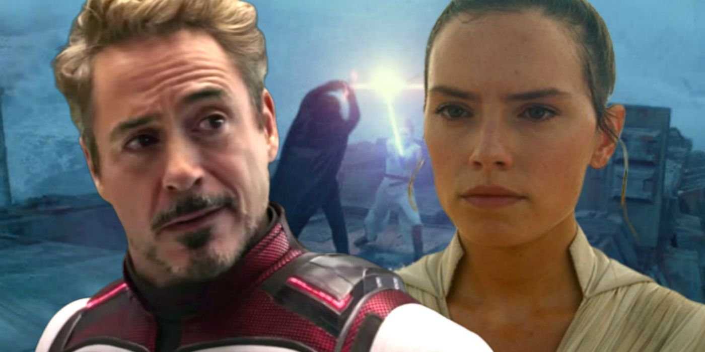 Star Wars 9 S Trailers Prove Disney Has Learned From Endgame