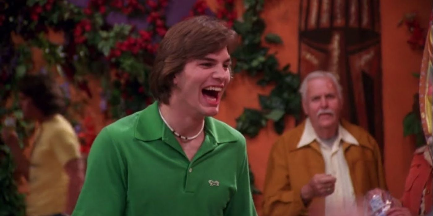 Kelso dating Laurie
