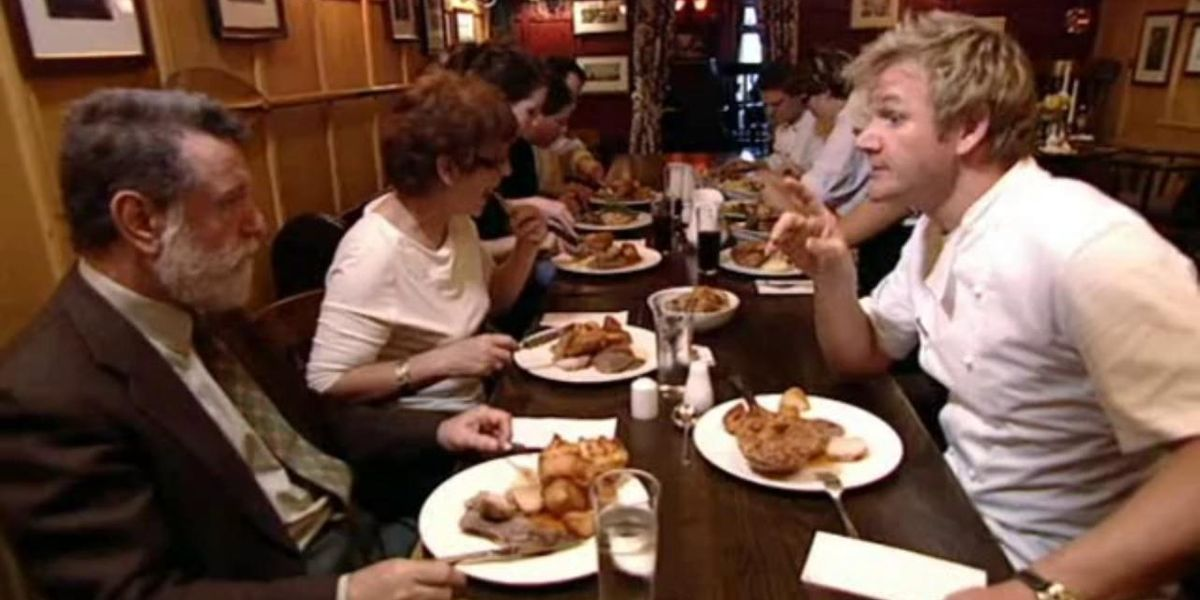 Kitchen Nightmares: The Most Horrific