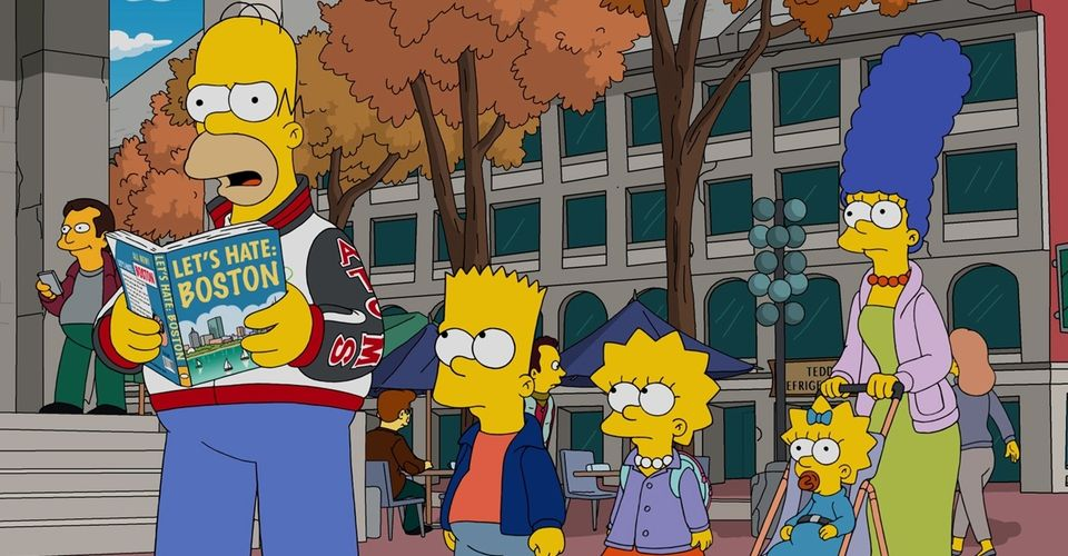 The Simpsons The Best Episode In Every Season Ranked