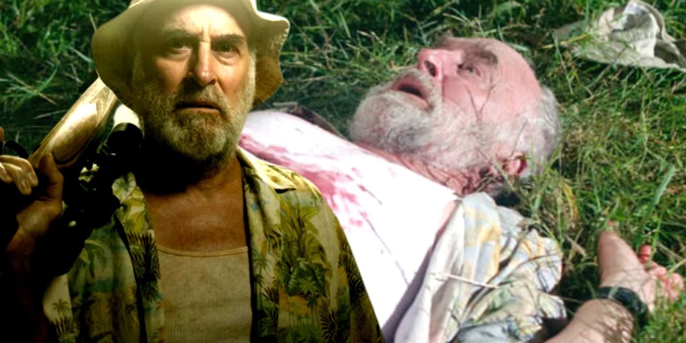 The Walking Dead: Why Jeffrey DeMunn Left In Season 2