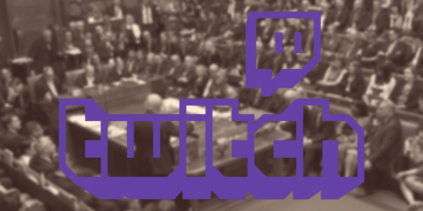 Twitch's Weird New Pastime Is Watching The UK Parliament