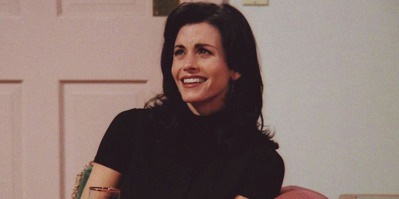 Friends Star Courteney Cox Reveals She's A Monica In Real Life