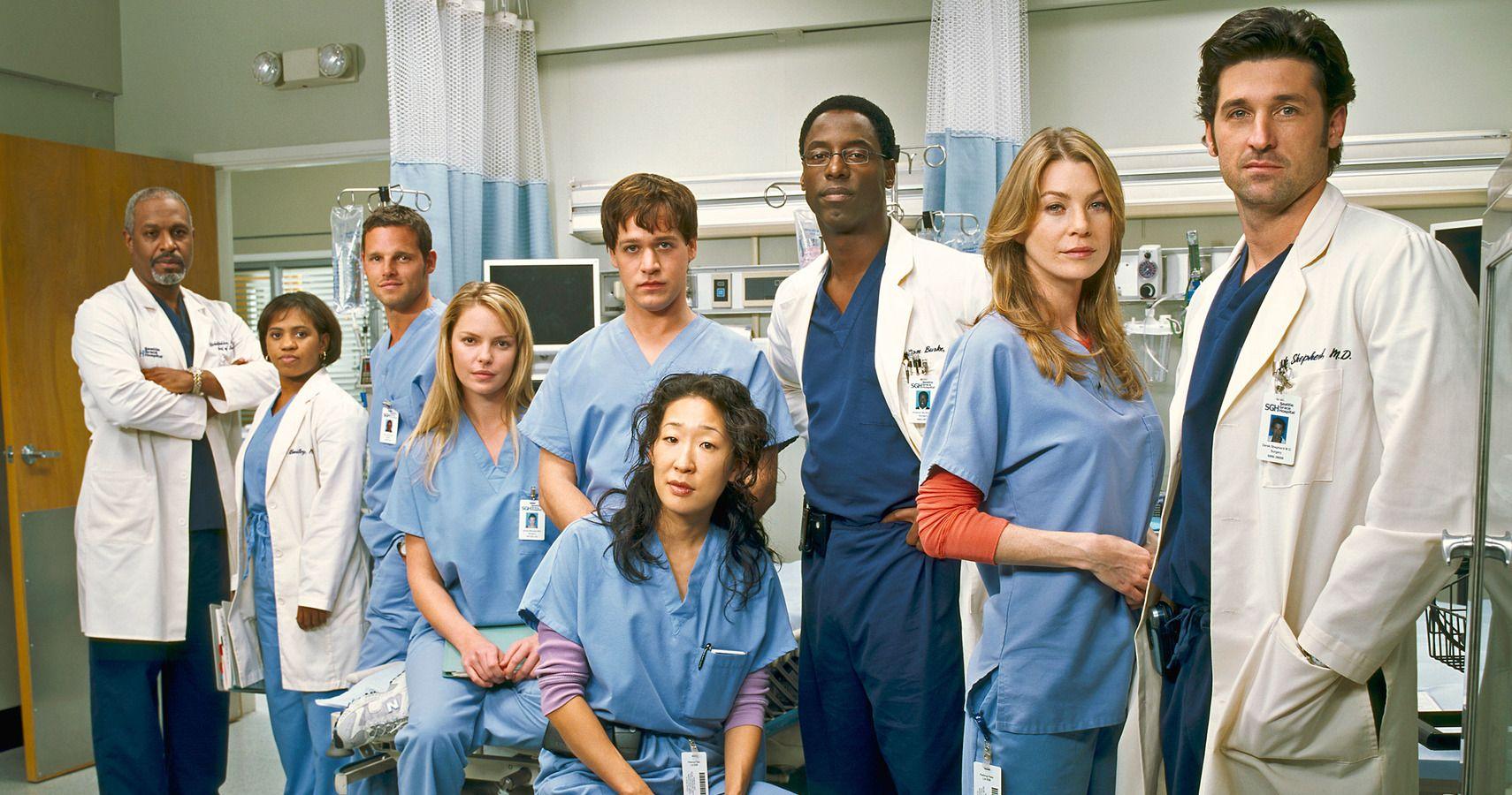 Bs Greys Anatomy