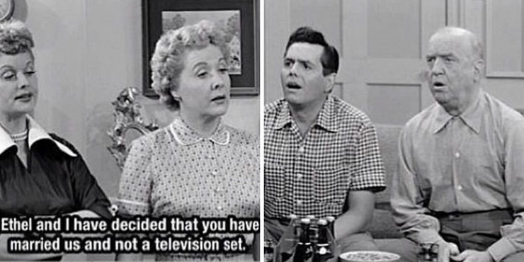 10 Quotes From I Love Lucy That Are Still Hilarious Today