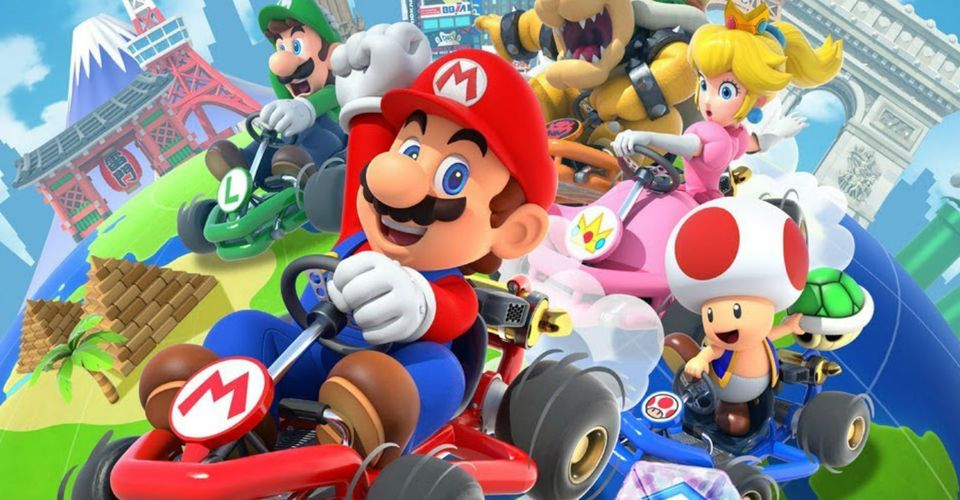 Mario Kart 9 Could Learn A Few Things From Mario Kart Tour