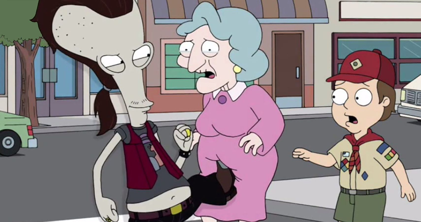 American Dad american dad!: the 10 worst things roger has ever done, ranked