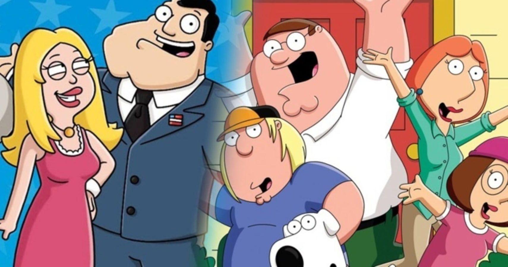 American Dad Christmas Episodes.Family Guy Vs American Dad Which Show Is Funnier Screenrant
