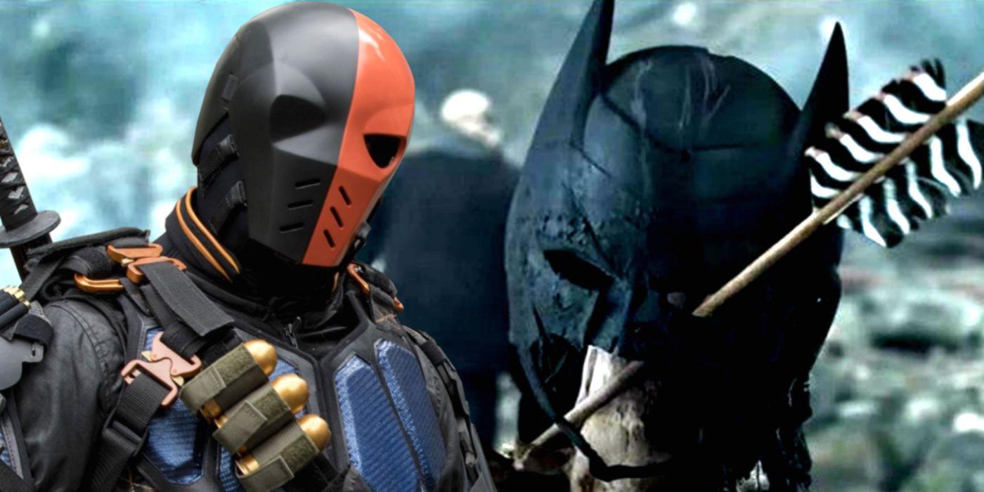 Arrow Batman