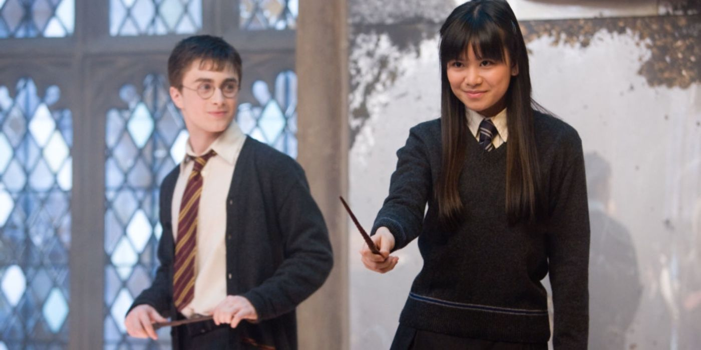 Harry Potter 5 Reasons Harry Should Have Been With Cho (\u0026 5