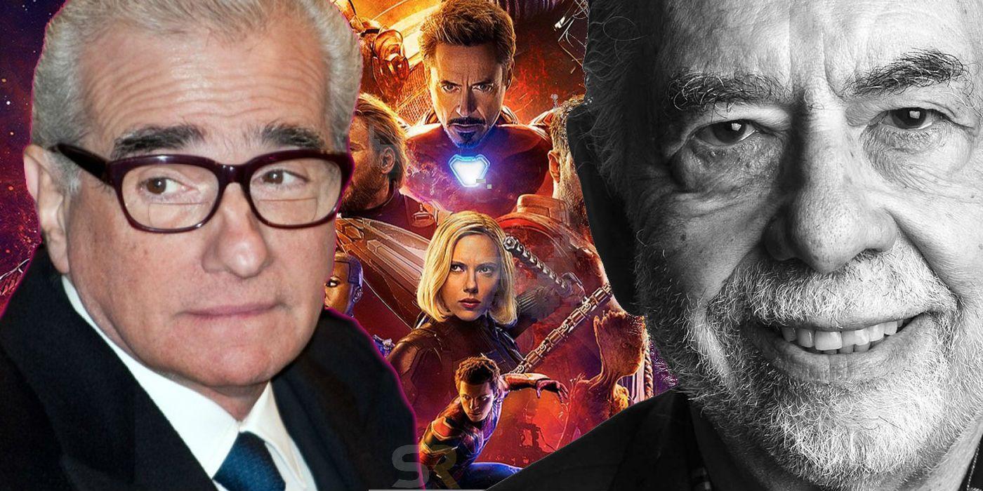 Francis Ford Coppola attacca la Marvel:
