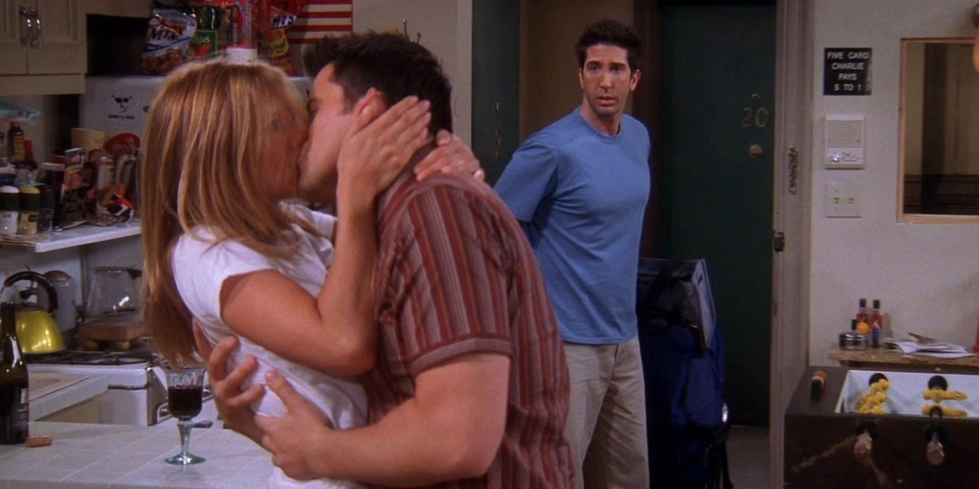 Vänner Rachel dating Joshua