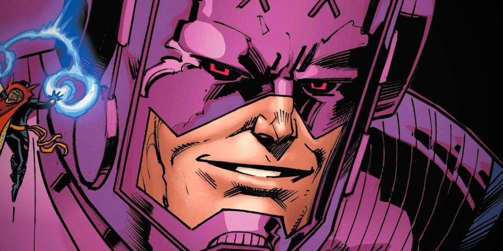 Marvel Zombies Confirms Galactus is Actually [SPOILER]