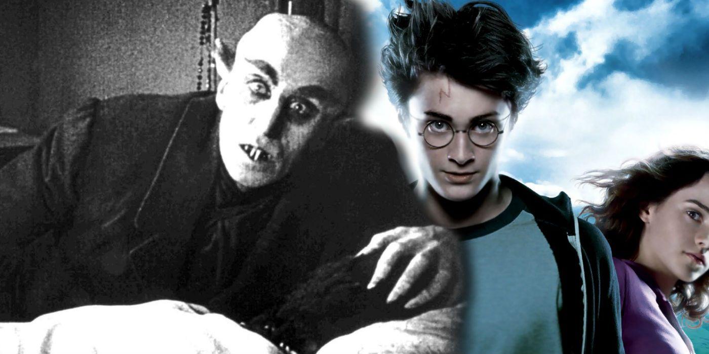 Vampire Harry Potter