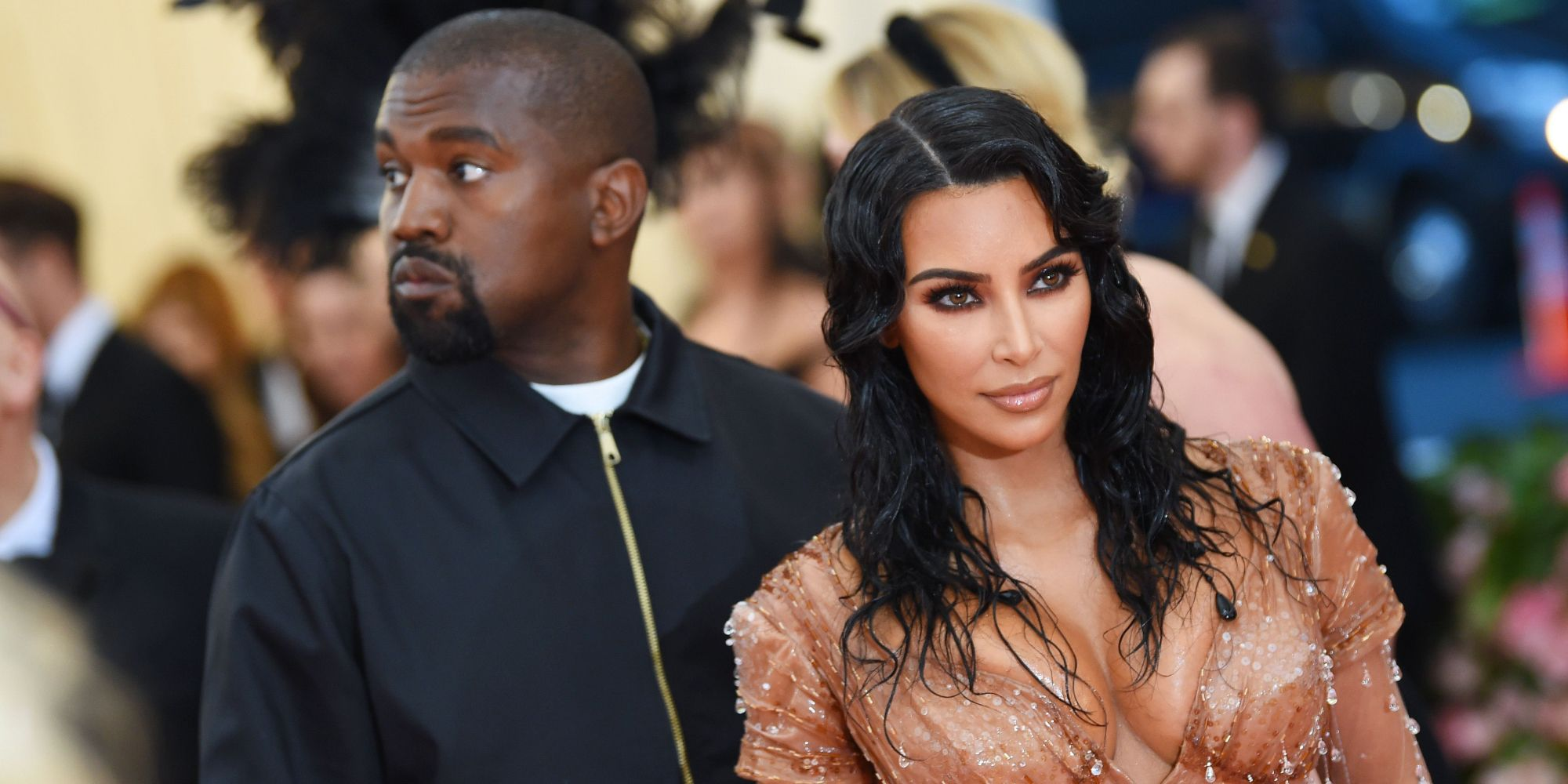 Kim & Kanye's Marital Breakdown Will Be On KUWTK's Final Season