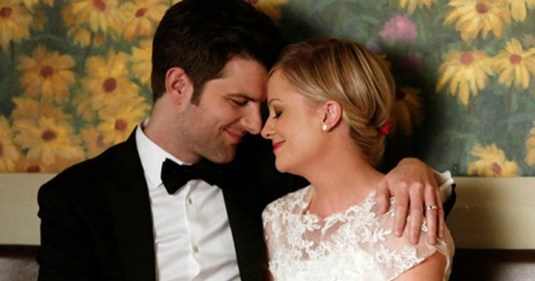 Leslie and Ben from Parks and Recreation