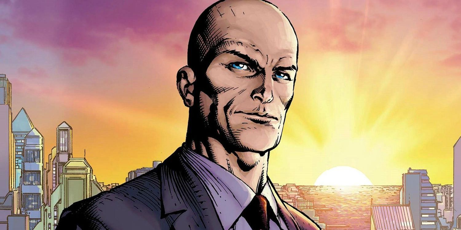 Image result for lex luthor