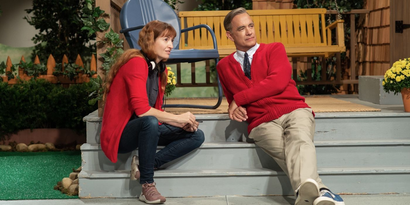 Image result for A Beautiful Day in the Neighborhood (2019)