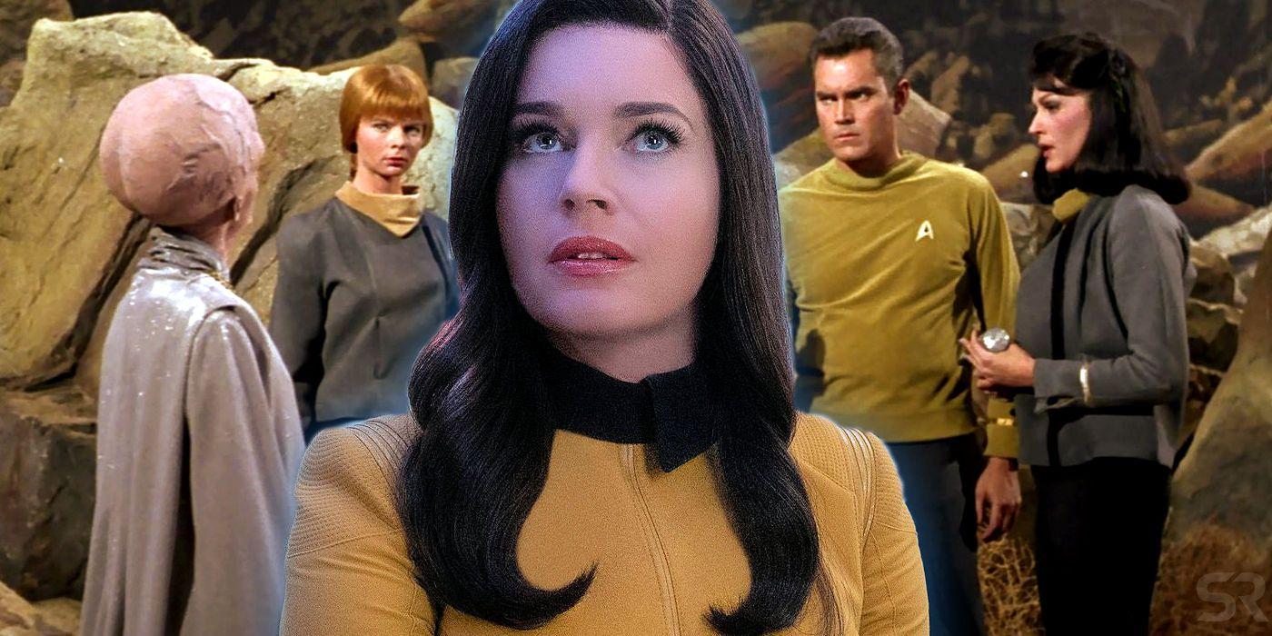 Star Trek Just Improved The Original Series Pilot   Screen Rant
