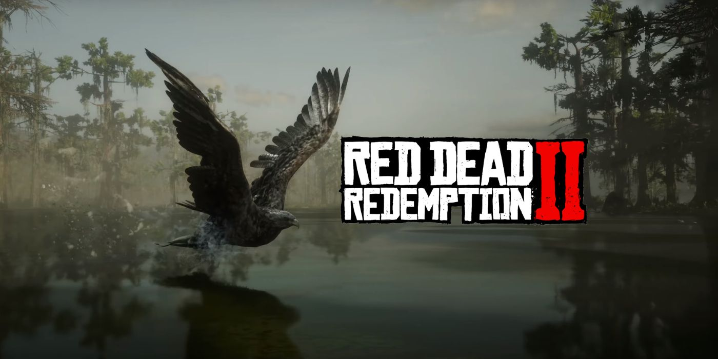 Red Dead Redemption 2 Pc Trailer Shows Off Gorgeous 4k Graphics
