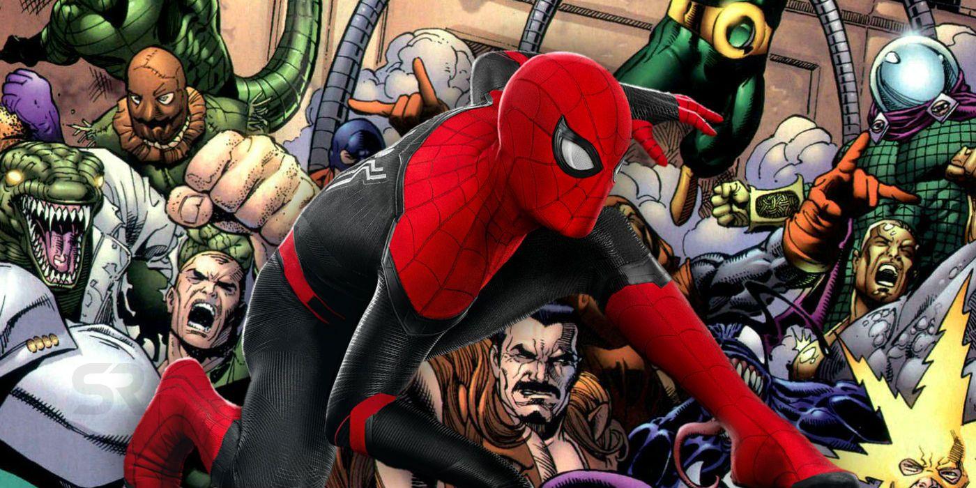 Sinister Six Fan Trailer Unites Spider-Man Villains, Teases Deadpool