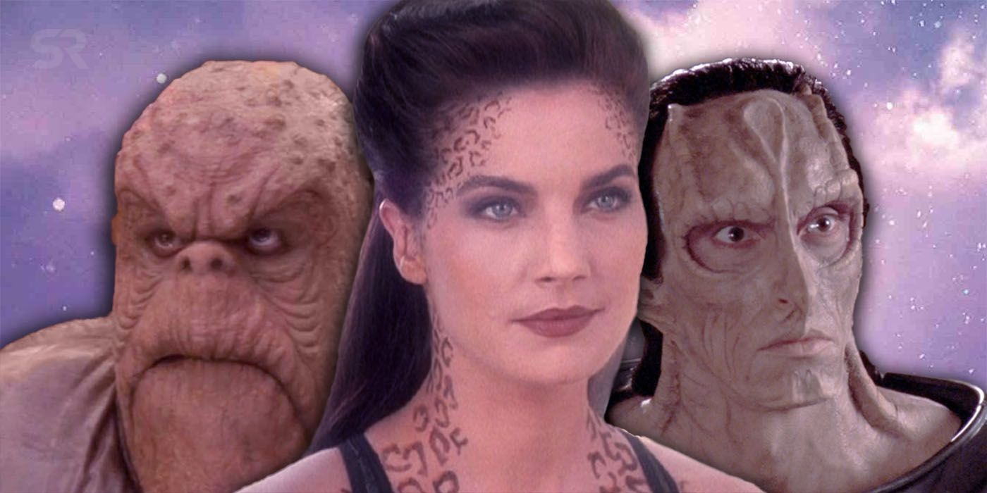 Star Trek: Discovery Is Bringing Back Deep Space Nine's Alien Races