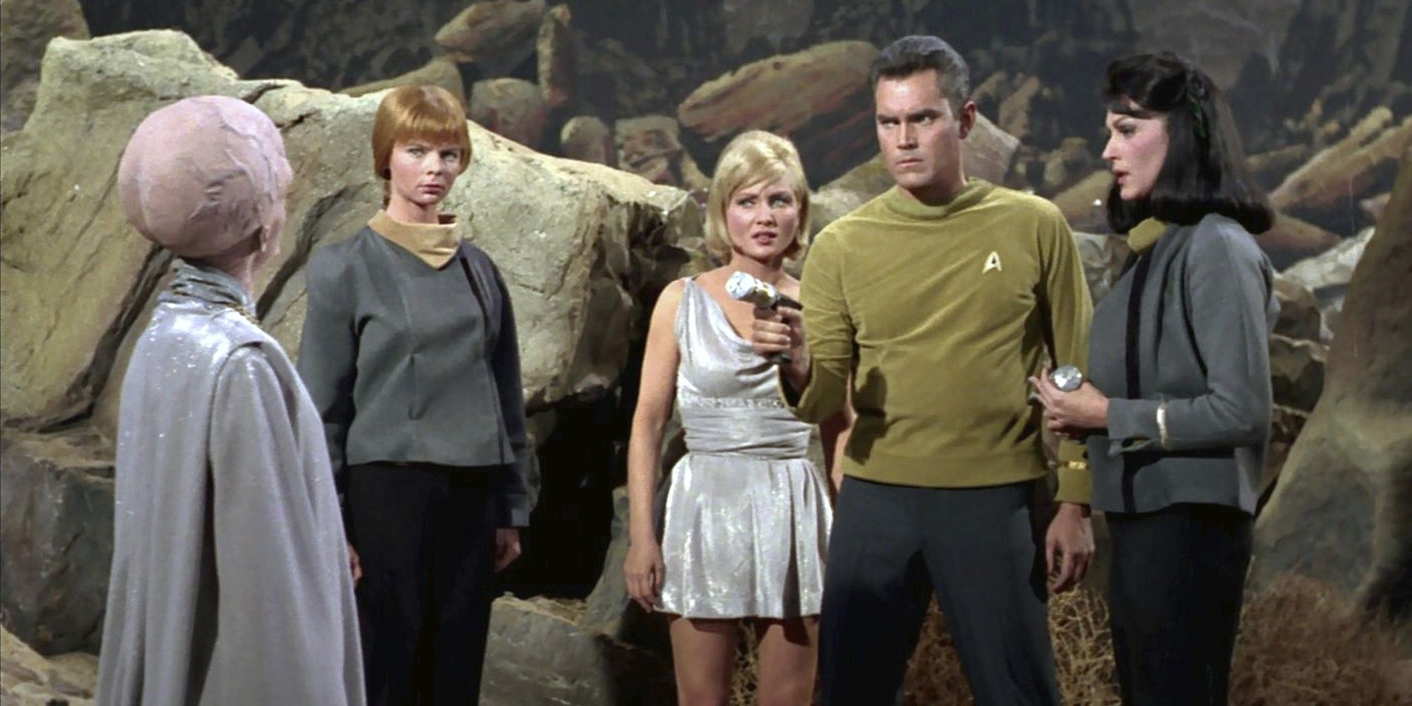Star Trek: How The Show Would Be Different With The Pilot's ...