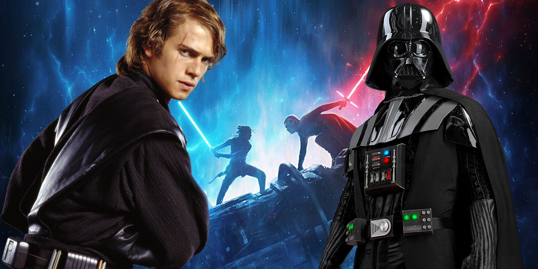Star Wars 9 Everything We Know About Darth Vader S Presence