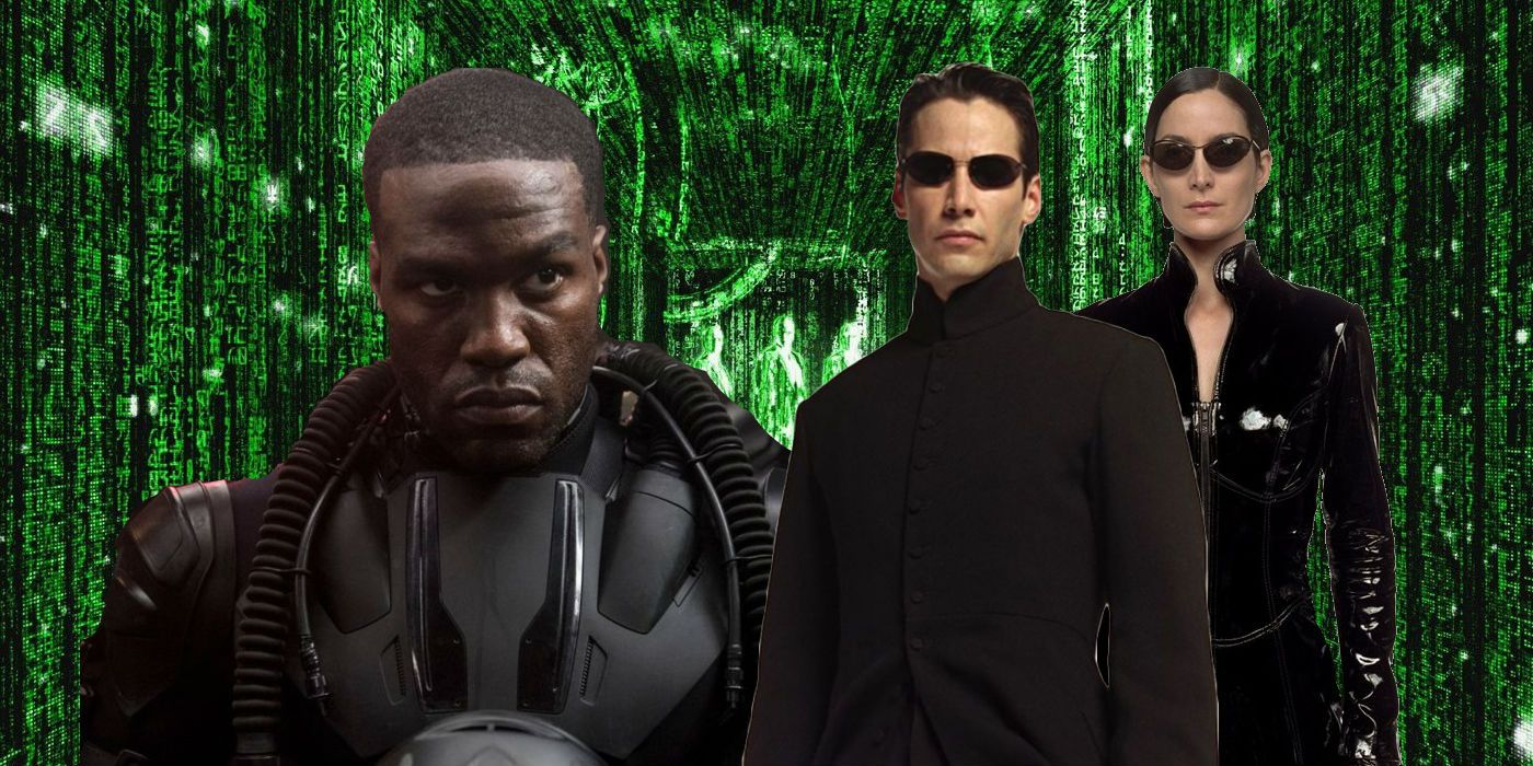 The Matrix 4 Should Repeat Star Wars: The Force Awakens' Trick